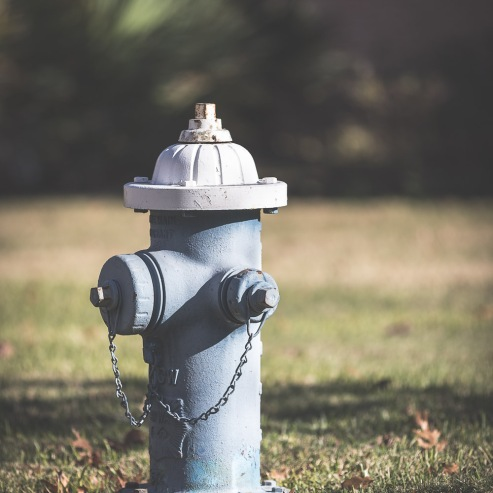 #27 Fire Hydrant