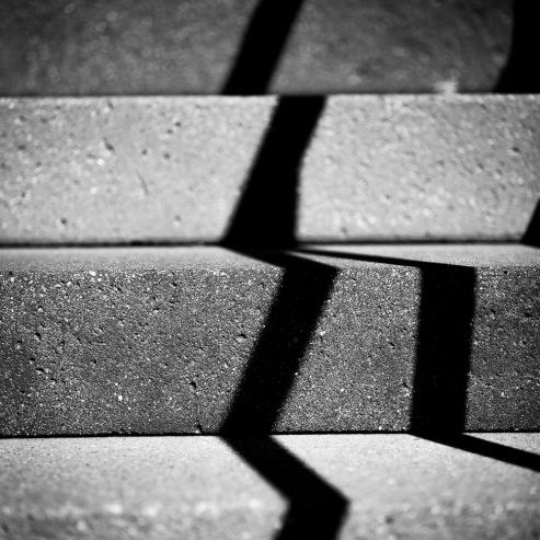 #33 Steps in Monochrome