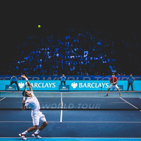 #20 A Great Tennis Moment